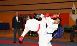 نفرات برتر رقابت های کاراته وان پسران اعلام شد