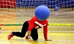 مردان و بانوان قم در گلبال قهرماني ايران