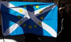 حزب سبز اسکاتلند خواستار خروج این کشور از قیمومیت انگلیس شد