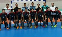 تیم ملی فوتسال ایران مقابل جزایر سلیمان به برتری دست یافت