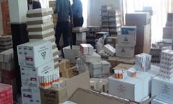کشف 11 میلیارد انواع دارو در یک منزل مسکونی در عجبشیر+ عکس