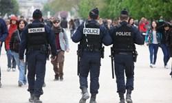 ضرب و شتم مرد سیاهپوست توسط افسران پلیس فرانسه