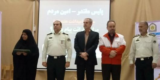 پیام مهر در مدارس زنجان قرائت شد