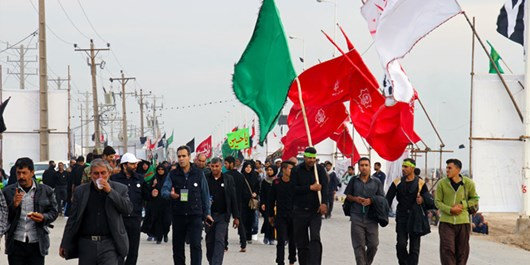 جزئیات شرایط خروج اتباع خارجی برای حضور در مراسم اربعین