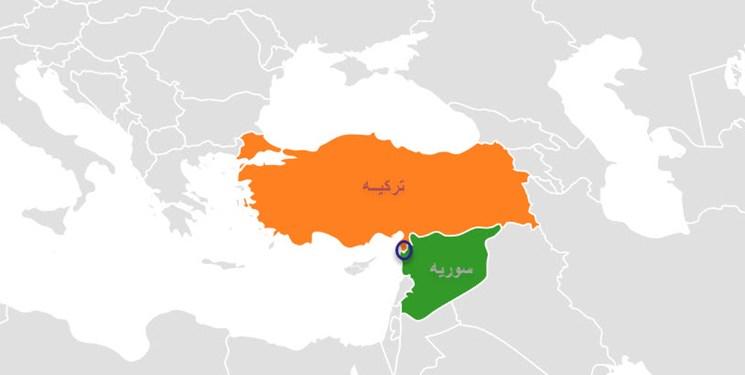توسعه نفوذ اقتصادی ترکیه در مناطق تحت اشغال در سوریه