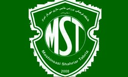 محرومیت باشگاه ماشینسازی تبریز از نقل و انتقالات