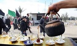 اطعام روزانه 15 هزار زائر توسط موکب دامغانیها در کربلا