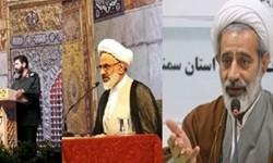 معارفه مسؤول جدید نمایندگی ولیفقیه در سپاه سمنان