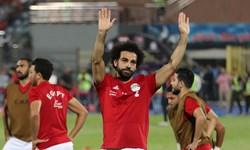 فیلم/خلاصه دیدار مصر و کنگو با گلزنی صلاح