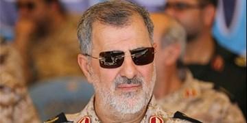 سردار پاکپور: نسبت به امنیت مردم کشورمان با کسی تعارف نداریم/ برای تمامیت ارضی کشورها احترام قائلیم