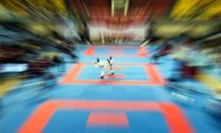 9 مهر زمان برگزاری اختتامیه لیگ های کاراته 98