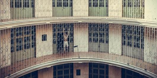برپایی نمایشگاه موزه عبرت در مرز شلمچه