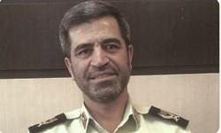 دستبند پلیس امنیت بر دستان عاملان تخریب ایستگاه اتوبوس و آمبولانس اورژانس