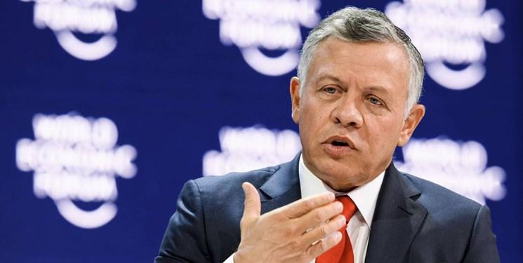 شاه اردن: جولان سرزمین سوری و اشغالی است