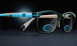 تولید عینک الکترونیکی که در آن واحد دوربین و نزدیک بین است