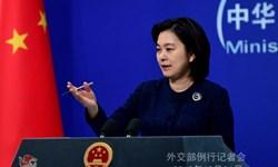 چین: اظهارات ترامپ درباره هوآوی، دغلکاری سیاسی است