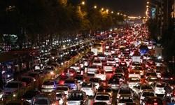 ترافیک پرحجم در محور تهران- مشهد/ اکثر محورهای سمنان لغزنده است