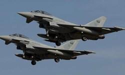 مناطق «مأرب» و «الجوف» یمن زیر آتش بمباران جنگندههای ائتلاف سعودی