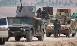 آمریکا 130 کامیون ادوات نظامی دیگر به شمال سوریه فرستاد