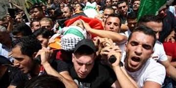 چهار فلسطینی در درگیری با نیروهای امنیتی صهیونیست در کرانه باختری شهید شدند