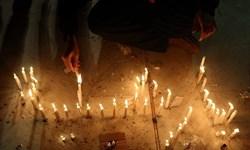 شام غریبان عراقیها در شب اربعین+ فیلم