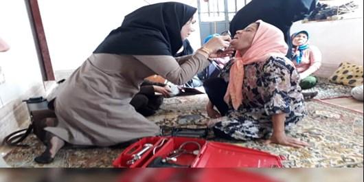 برگزاری اردوی جهادی در روستاهای ارژن