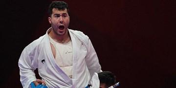 گنج زاده به جمعیت خیرین پیوست/ کمکرسانی ستاره کاراته ایران به اقشار ضعیف