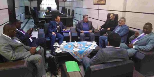 محصولات باکیفیت ایرانی را جایگزین چینیها میکنیم/ زمینه مشارکت دو کشور فراهم است