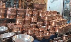 فعالیت بیش از 640 کارگاه مس و چاقو در زنجان/ افزایش قیمتها موجب کاهش تولید شده است