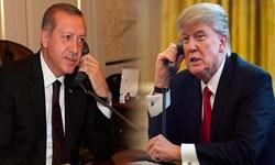 گفتوگوی تلفنی ترامپ و اردوغان درباره لیبی