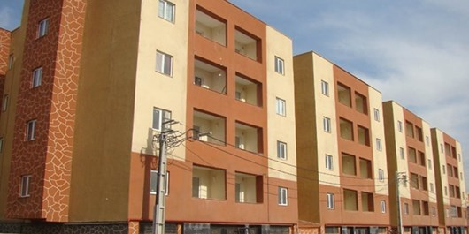 افتتاح 30 واحد مسکونی مددجویی در ملایر