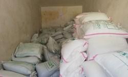 کشف بیش از 25 تن کود شیمیایی احتکار شده در بستانآباد