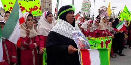برخاستن طنین «مرگ بر امریکا» از بام ایران