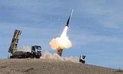 انهدام اهداف ارتفاع بالا توسط سامانه موشکی تلاش