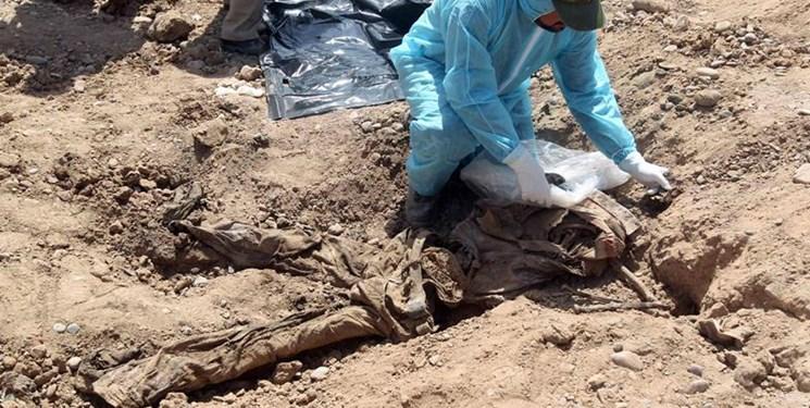 کشف گور جمعی متعلق به بیش از 50 قربانی داعش در شمال عراق