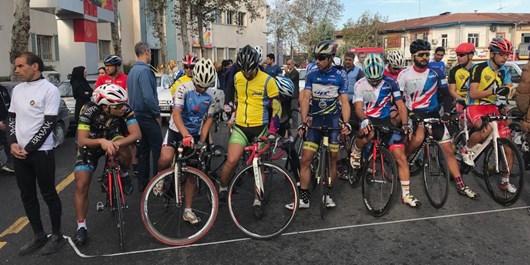 همایش دوچرخهسواری عمومی در زنجان برگزار میشود