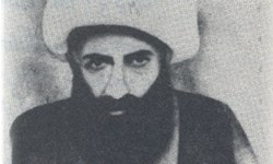 نامه تند آيت الله  مازندراني  علیه یکی از روشنفکران