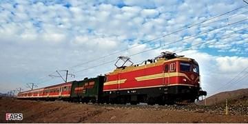 تخلیه 960 تن ریل خط راهآهن اقلید-یزد