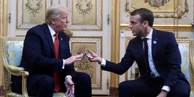 اختلاف تجاری بین آمریکا و فرانسه تشدید شد/افزایش 25 درصدی تعرفه واردات کالاهای فرانسوی در آمریکا