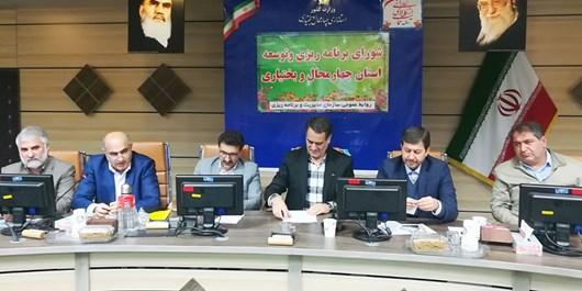 از وجود امنیت مثالزدنی در استان تا تصویب کلیات سند آمایش سرزمین