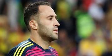 اوسپینا بازی با رم را از دست داد