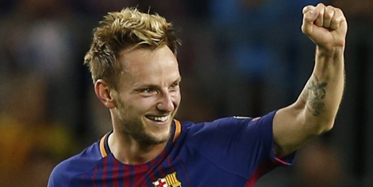 بارسلونا آماده معاوضه راکیتیچ با مدافع جوان سویا