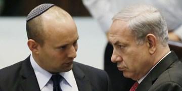 درگیری لفظی نتانیاهو با وزیر جنگ رژیم صهیونیستی