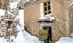 تازیانههای سرما بر تن مردم محروم صمصامی
