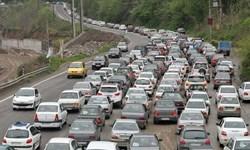ترافیک در آزادراههای ساوه-تهران و قزوین-تهران/هراز و کندوان 14 شهریور یکطرفه میشود