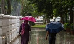 بارانهای بهاری در کشور ادامه دارد/ هوا گرم تر می شود