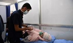 دمشق: تروریستهای تحت حمایت غرب، از سلاح شیمیایی استفاده میکنند