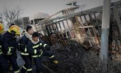 10 کشته و مجروح در انفجار کارخانهای در مرکز چین