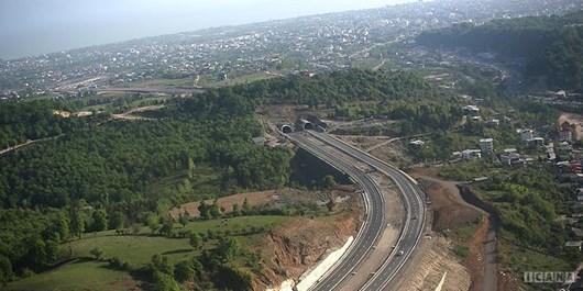 فارس من| مدیر پروژه: 33 کیلومتر از آزادراه تهران ـ شمال بهار 98 به اتمام میرسد