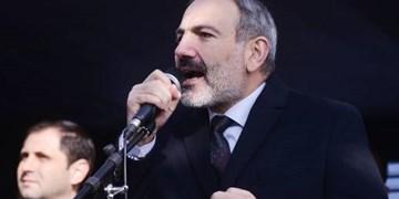 نخست وزیر موقت ارمنستان: روابط با ایران در بالاترین سطح ادامه دارد